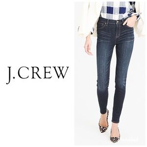 J Crew Lookout High Rise Skinny Jeans 👖 Size 24